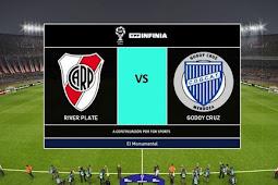 Copa Superliga Scoreboard V2 - PES 2019