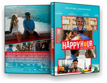 DVD HAPPY HOUR VERDADES E CONSEQUENCIAS - ISO