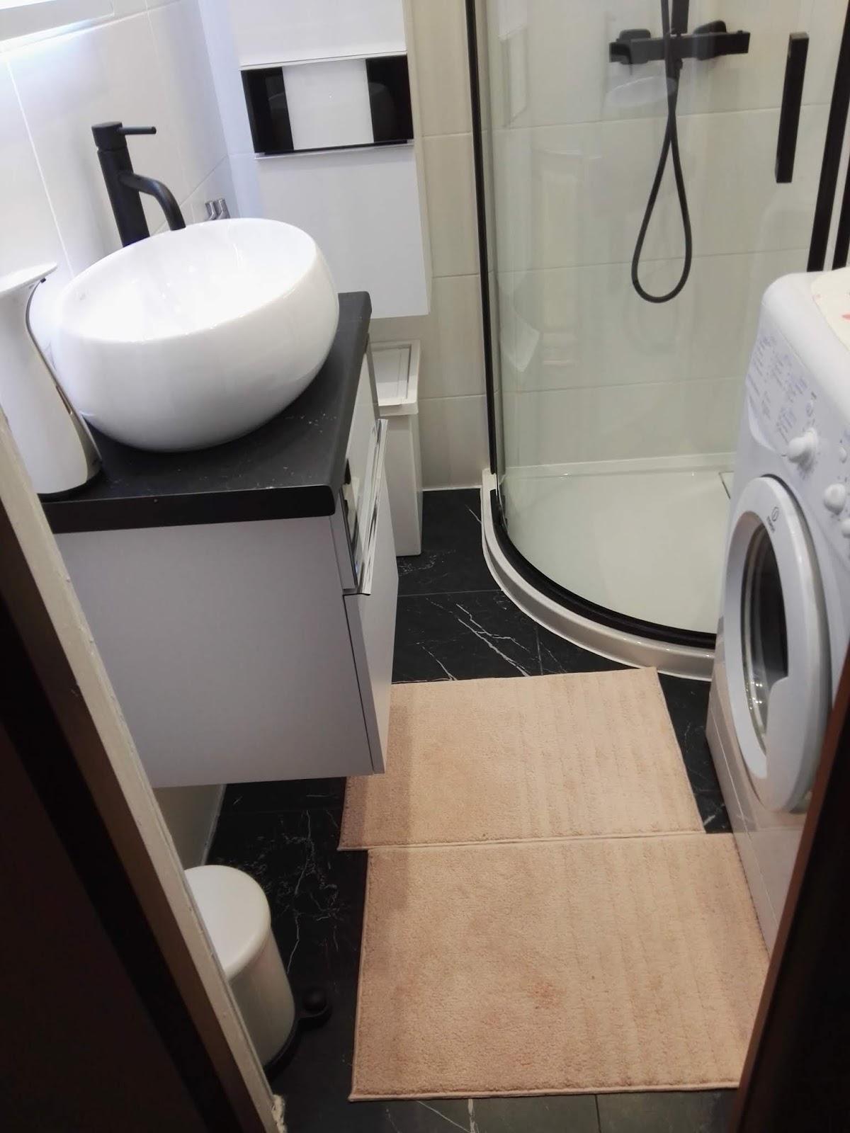 Pasje Celi Remont Małej łazienki