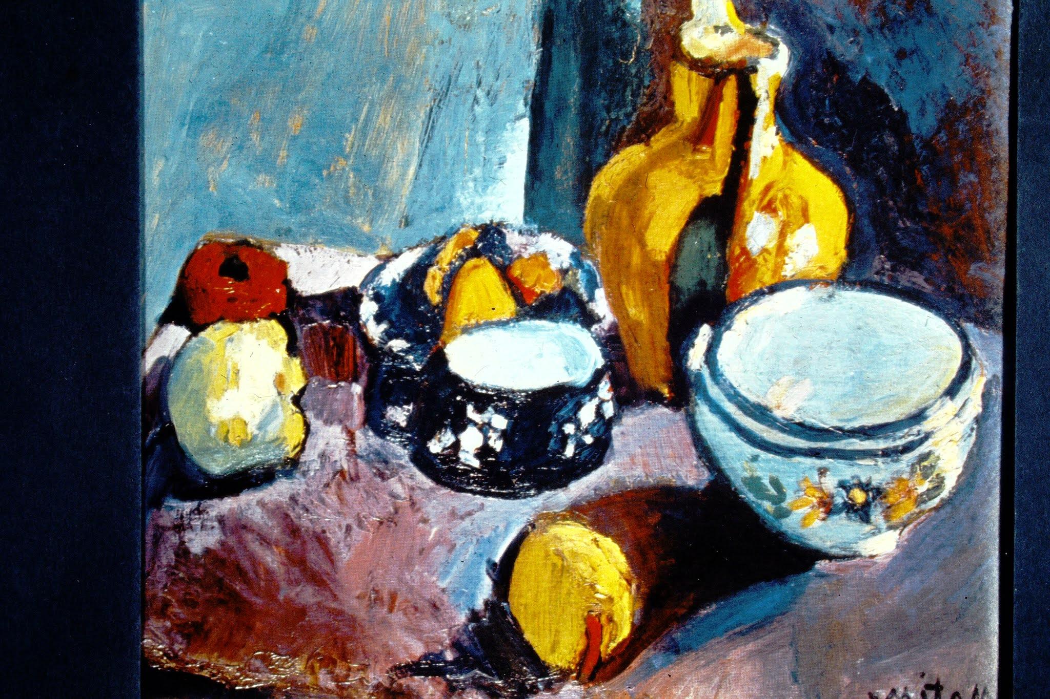 Matisse Still Life 1961