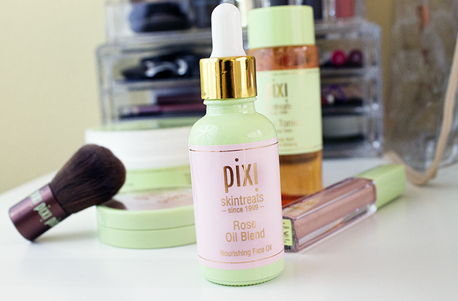 Pixi Rose Oil Blend for Glowing Skin