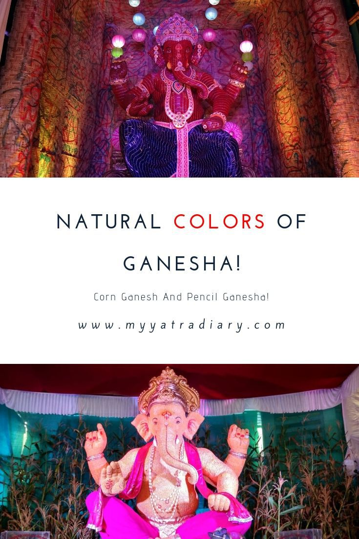 Pinterest Different Colors of Ganesha: Ganesh Pandal Hopping, Ganesh Chaturthi Festival Mumbai!