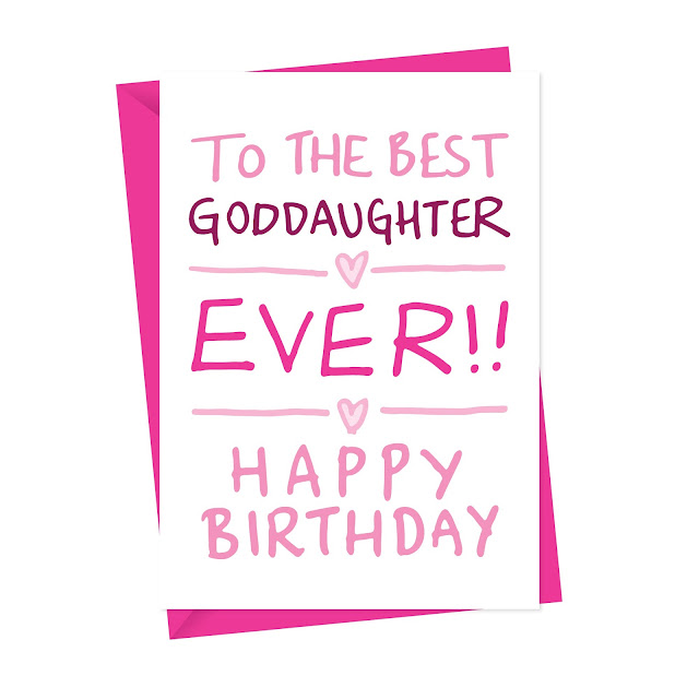 best happy birthday wishes for goddaughter of