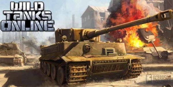 Game Wild Of Tanks Online Apk