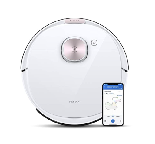 Ecovacs Deebot OZMO T9 Robotic Vacuum and Mopping Robot