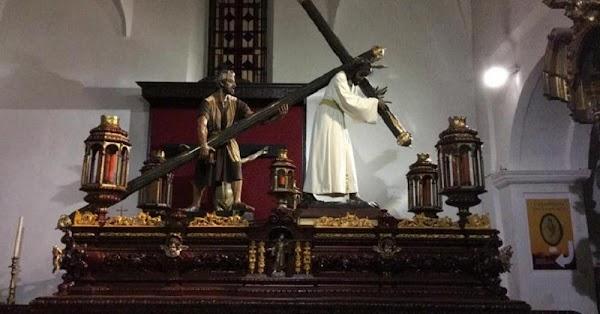 Jesús Nazareno del Amor vuelve a San Francisco de Cádiz