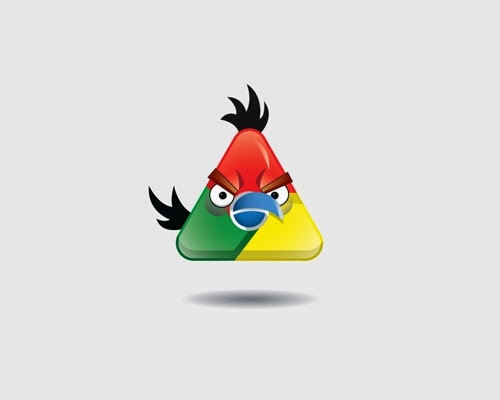 02-Yakushev-Grigory-Group-Photo-Angry-Birds-Mashup-Chrome-Starbucks-Apple-Pepsi-Twitter-Pringles-Nike-Adidas-www-designstack-co