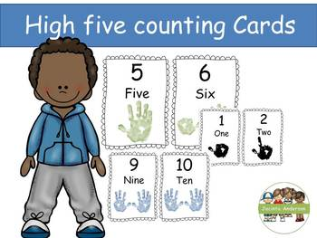 https://www.teacherspayteachers.com/Product/High-Five-counting-cards-3178703?aref=puu4x5ws