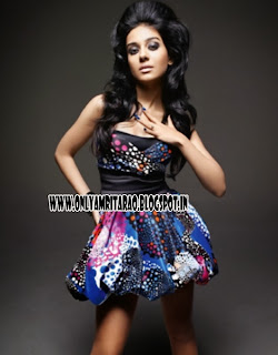 Amrita Rao-Funky-Dress-1