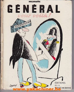 Minute, Général vous voilà, 1963