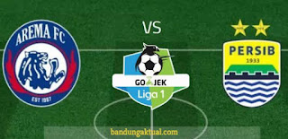 Persib Bandung Waspadai Kebangkitan Arema FC