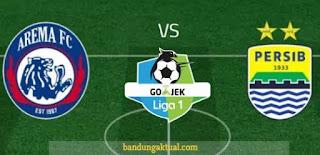 Prediksi Arema FC vs Persib Bandung  - Liga 1 Minggu 15 Apil 2018