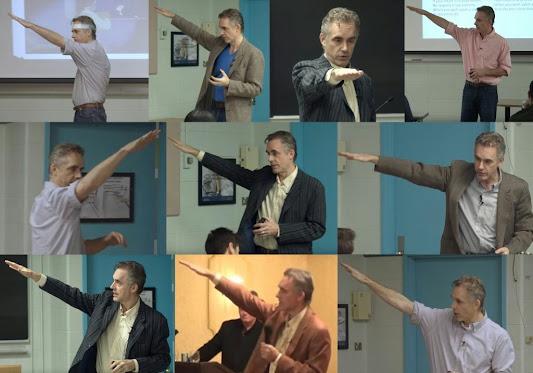 Jordan Peterson University of Toronto Nazi Adolf Hitler cult alt-right plagiarism