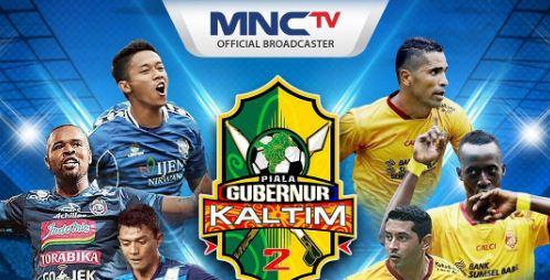 Prediksi Arema FC vs Sriwijaya FC - Final Piala Gubernur Kaltim 2018 Live MNCTV