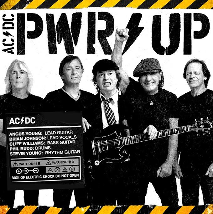 AC/DC confirma formación: vuelven Brian Johnson, Phil Rudd y Cliff Williams. ¡Nueva foto!