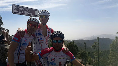 Ciclismo Aranjuez en Gran Canaria