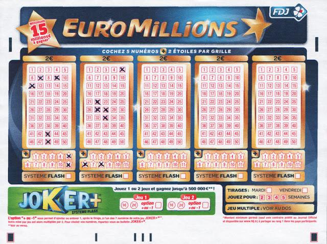 как заполнять лотерейный билет