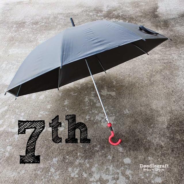 http://www.doodlecraftblog.com/2014/11/sylvester-mccoy-question-mark-umbrella.html