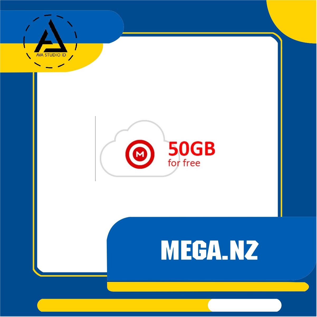 Get Free 50GB Storage Space With Mega Cloud Storage