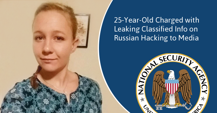 FBI Arrests NSA Contractor for Leaking Secrets – Here's How they Caught Her