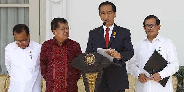 Soal Pengakuan Freddy, Jokowi: Kenapa Tak Diungkap Dari Dulu?