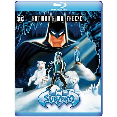Batman and Mr. Freeze: Subzero Blu-ray