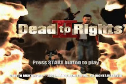 Dead To Rights 2 PS2 ISO
