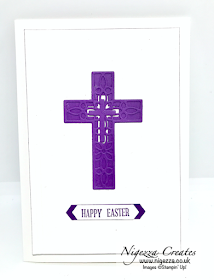 Cross of Hope Stampin Up