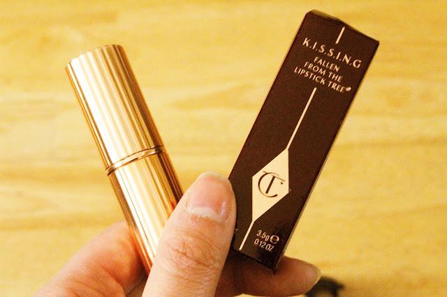 Charlotte Tilbury Penelope Pink Lipstick packaging