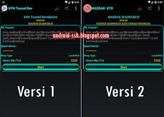 KPN Tunnel Revolution Mod by Masdak Madhureh apk Terbaru