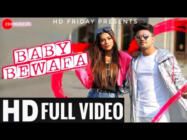 Baby Bewafa Lyrics - Awez Darbar