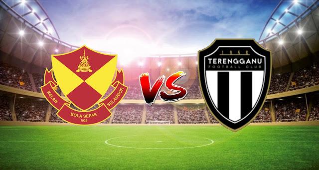 Live Streaming Selangor FC vs Terengganu FC 9.5.2021 Liga Super