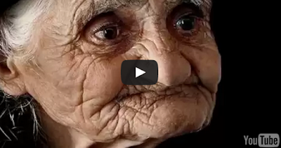 Quiero compartir este vídeo para que reflexionemos los que aun tenemos a nuestra madre. Que no seamos el motivo por el cual nuestros padres se sientan invisibles ante nosotros. Escuchemos su voz y eduquemos a nuestros hijos para que los valoren y respeten.