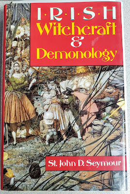 Irish Witchcraft & Demonology