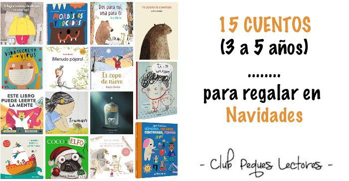 libros cuentos infantiles 3 a 5 años navidad