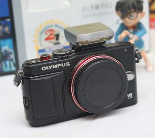 Jual Olympus E-PL6 Mirrorless Bekas