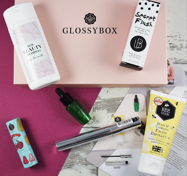 October 2016 Glossybox