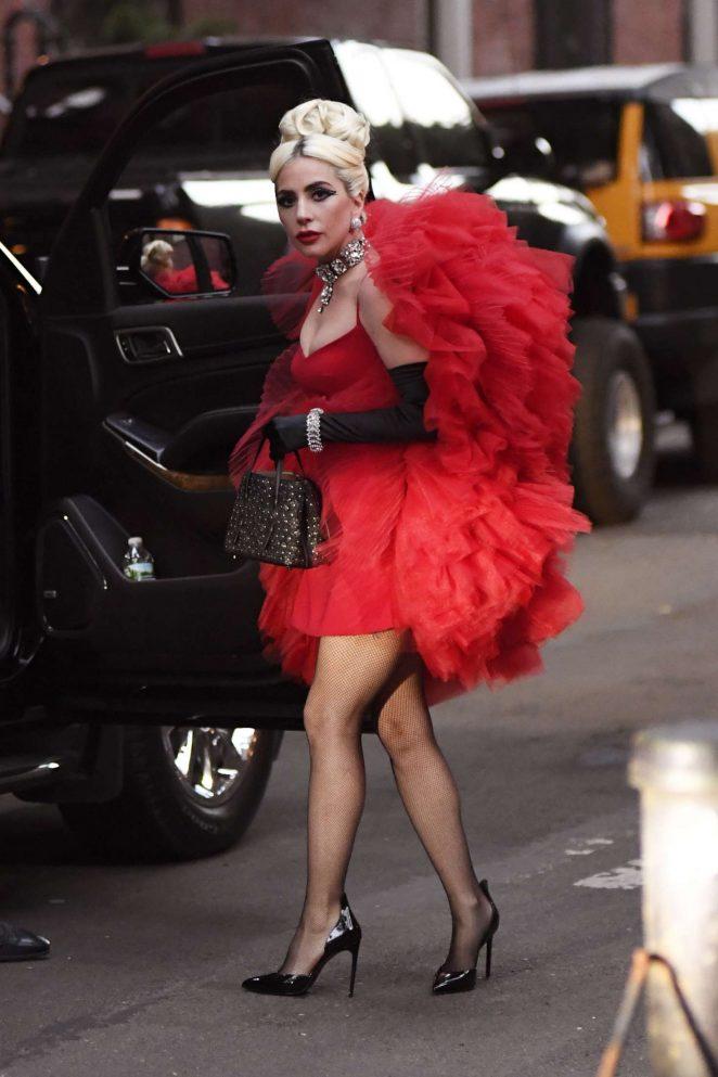 Lady Gaga Hot Stills