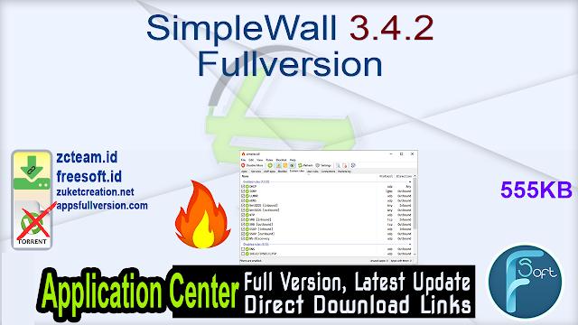 SimpleWall 3.4.2 Fullversion