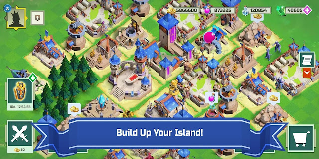 Epic Islands Hileli APK v0.3.3