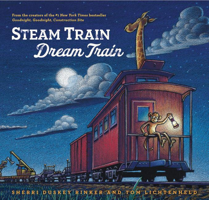 LibLaura5: Steam Train, Dream Train by Sherri Duskey ...