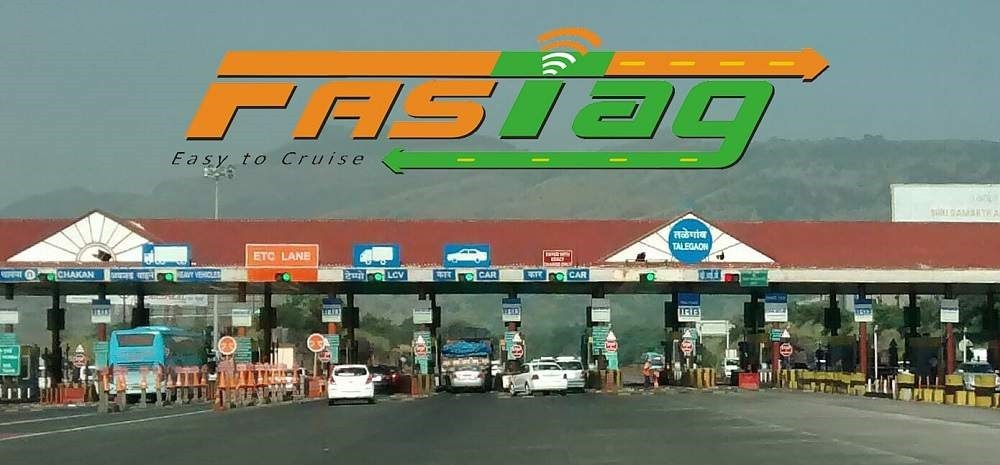 FASTag is mandatory for all vehicles from Dec 2019
