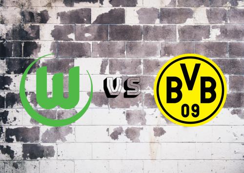 Wolfsburg vs Borussia Dortmund  Resumen y Partido Completo