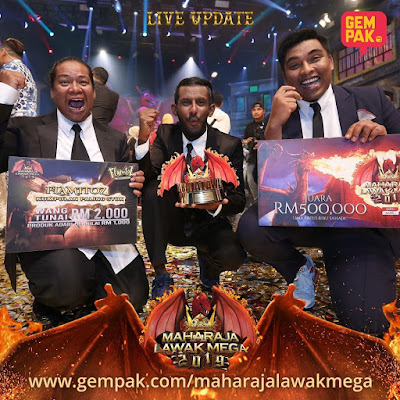Maharaja Lawak Mega 2019 Final (Akhir) Full PART 2