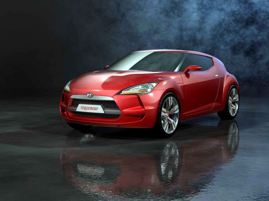 Hyundai HND-3 Veloster Concept