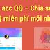 share chia sẻ tài khoản qq - nick qq - acc qq miễn phí