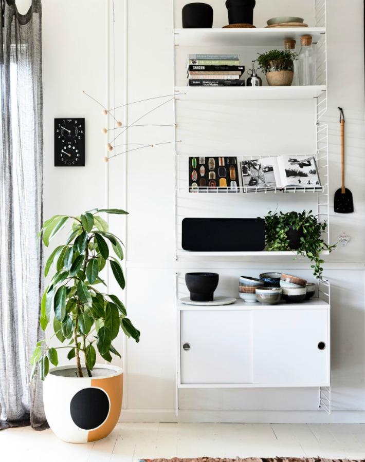 Estilo de vida Boho en una casa de Melbourne