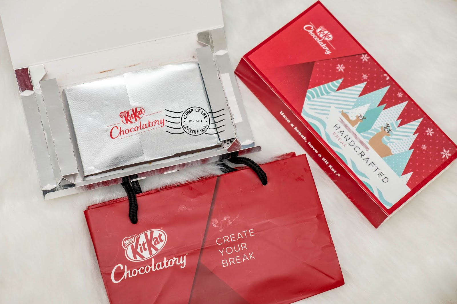 Customize Your Kit Kat Flavour & Packaging for Gift