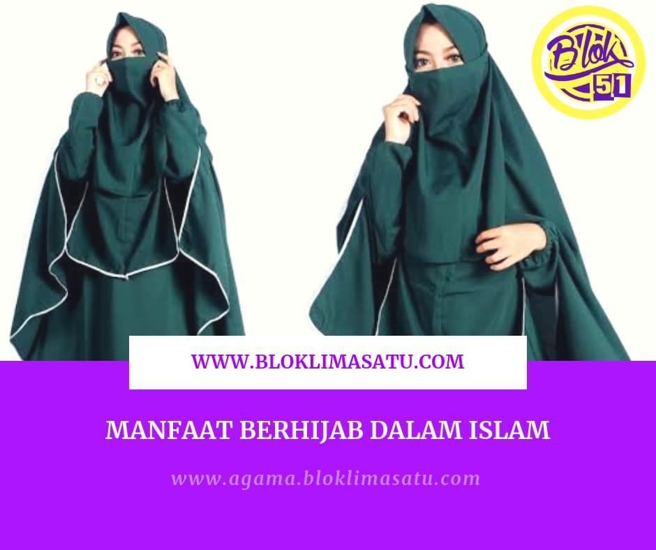 Manfaat Berhijab Dalam Islam
