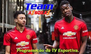 Programação da TV Esportiva ''terça'' 30/06/20